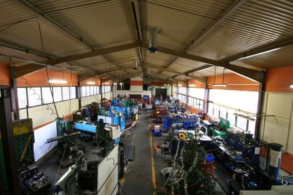 zakad produkcyjny hydrauliki siłowej